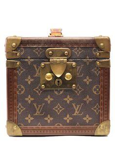 Louis Vuitton Vintage Monogram Canvas Cosmetic Trunk is on Rue. Shop it now.