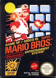 When I wasn't playing I was daydreaming about playing. I was the undefeated Queen of Mario Bros. in my family.