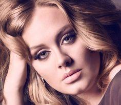 Velvet skin on Adele   Wedding & Bridal Makeup