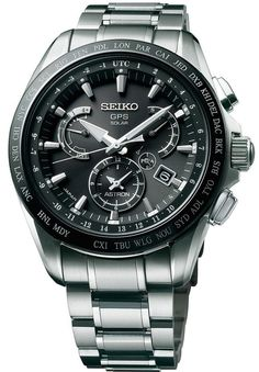 fc44cb99a28 Seiko Astron Watch GPS Solar Dual Time Titanium D Watch available to buy  online from with free UK delivery.