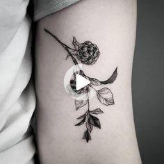 "frauke katze tattoo artist on Instagram: ""D E T A I L S"" #forearmtattoos Small Forearm Tattoos, Forearm Sleeve Tattoos, Blackberry Tattoo, Tattoo Artists, Instagram, Anime, Flower Tattoos, Women, Blossom Tattoo"