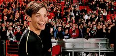 but just look at his face, even after all these years he still can't believe all these people are here to see him
