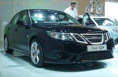 Saab 9-3 Griffin Sport Sedan (front quarter) - Saab 9-3 - Wikipedia