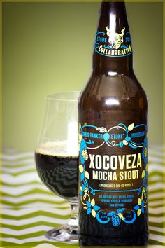 Beer Review: Stone Xocoveza Mocha Stout - Tempting, alluring and wonderful!