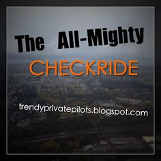 Trendy Private Pilots: Follow me to learn and save while earning your Private Pilot's License.