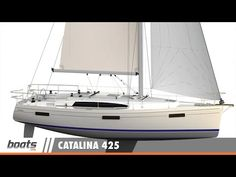 YACHT DESIGN - PROGETTAZIONE NAUTICA: CATALINA 425