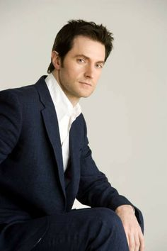 Richard Armitage (Thorin Oakenshield) -- ranking up there with Hugh Jackman and Jim Caviziel (Person of Interest)