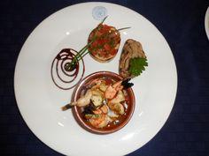 Riesengarnelen Knoblauchöl Restaurant, Ratatouille, Ethnic Recipes, Food, Clean Foods, Easy Meals, Food Food, Diner Restaurant, Essen