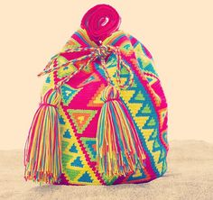 This Technicolor Mochila Bag is an Instant Mood-Lifter Featured in #LaRackedd #Racked  Thanks for the Shout out @Racked