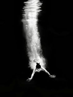 Black & White Photography Inspiration : Top 10 Most Amazing Black And White Photos Top Inspired Foto Picture, Wow Photo, Photo D Art, Black N White, Black And White Pictures, Black Swan, White Tops, Black Tops, Underwater Photography