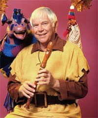 The Friendly Giant! Watched it along with Mr. Dressup! I don't know anyone else that used to watch this.