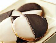 Great Gift Idea! Black and White Gourmet Cookies