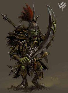 20666 - Warhammer Online: Age of Reckoning: Goblin Warboss