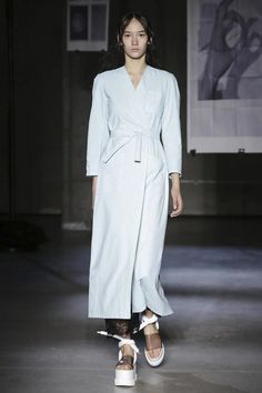 MM6 Maison Martin Margiela Ready To Wear Spring Summer 2015 New York