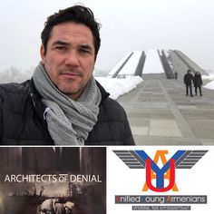 "506 Likes, 7 Comments - Unified Young Armenians (UYA) (@youngarmenians) on Instagram: ""World famous actor Dean Cain (#Superman) will be joining Unified Young Armenians and tens of…"""