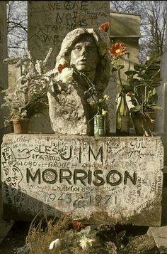 Graf Jim Morrison