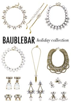 BaubleBar HOLIDAY Giveaway