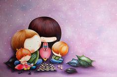 Картины для детских комнат
