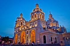 Cordoba, Argentina: La Catedral by SinEdicion, via Flickr