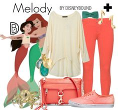 Disney Bound - Melody                                                                                                                                                                                 More