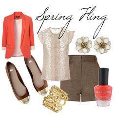 Spring into Fashion | Idea for Spring fling wear