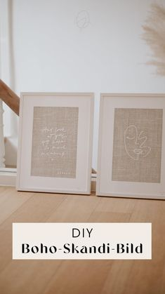 Picture Wall, Picture Quotes, Diy Letters, Nordic Interior, Diy Mirror, Boho Diy, Lettering, Diy Frame, Diy Wall Decor