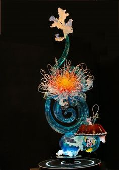 World pastry cup 2013 @Sarah Chintomby Carey : sugar mantra ray : wonderful