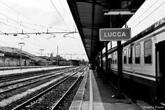 Stazione di Lucca by Emilie Foyer on 500px