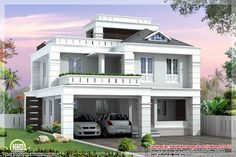4 bedroom modern home