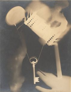 Man Ray, Untitled (Rayograph), 1922; photograph; gelatin silver print, 11 15/16 in. x 9 3/8 in. (30.32 cm x 23.81 cm); Collection SFMOMA, Purchase; © Man Ray Trust / Artists Rights Society (ARS), New York / ADAGP, Paris