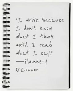 Beautiful and inspirational thoughts and quotes for writers. Why I Write - Goins, Writer: On Writing, Ideas, and Making a Difference Book Quotes, Words Quotes, Wise Words, Me Quotes, Sayings, Pretty Words, Cool Words, Writing Tips, Writing Prompts