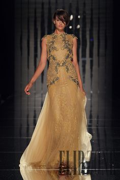Abed Mahfouz Fall-Winter 2011-2012 Haute Couture