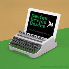 typewriter for iPads by Austin Yang