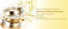 Especialmente indicada para pieles sensibles que necesitan un gran reafirmante. El contenido de extracto de caracol proporciona vitalidad a la piel y ayuda a la regeneración de las células de la piel!  Cosmética Eficaz de distintos lugares del Mundo. - Skin Thinks #missha #coreancosmetics #skinthinks http:///www.skinthinks.com