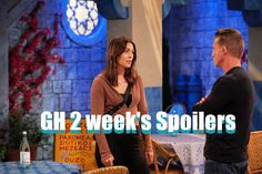 General Hospital (GH) Spoilers Next Two Weeks: Daddy Issues, Secrets Revealed, Dirty Tricks