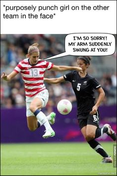 """Funny soccer meme 