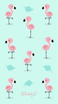Luxury Apple Wallpaper Flamingos - Apple Wallpaper Flamingos Elegant Flamingowallpapers Wallpaper♡love In 2019 Flamingo Wallpaper, Summer Wallpaper, Trendy Wallpaper, Kawaii Wallpaper, Pastel Wallpaper, Apple Wallpaper, Wallpaper S, Wallpaper Patterns, Iphone Background Wallpaper