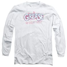 "Checkout our #LicensedGear products FREE SHIPPING + 10% OFF Coupon Code ""Official"" Grease / Grease Is The Word - Long Sleeve Adult 18 / 1 - Grease / Grease Is The Word - Long Sleeve Adult 18 / 1 - Price: $29.99. Buy now at https://officiallylicensedgear.com/grease-grease-is-the-word-long-sleeve-adult-18-1"