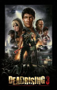 Dead rising 3 el juego que hizo historia en xbox one ya disponible dead rising 3 concept art google search malvernweather Images