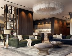 Timeless And Contemporary Living Room Trends By Boca do Lobo Luxury Apartments, Luxury Living Room, Room Design, Luxury Furniture, Luxury Living, House Interior, Interior Design, Luxury Interior, Residential Interior