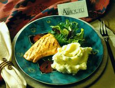 Green Chile Mashed Potatoes #Thanksgiving