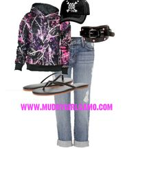 Muddy Girl Hoodie  http://www.shineattire.com/store/store.php/products/mgpoc