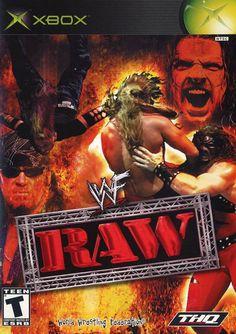 WWF Raw (2002)  (Xbox, 2002) #retro #games #wrestling #wwf #wwe