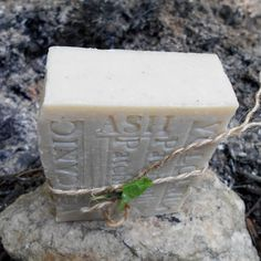 Amazon.com : Volcanic Ash Bar Soap with Cocoa Butter and Patchouli- Great for Eczema, Psoriasis or Acne! : Bath Soaps : Beauty