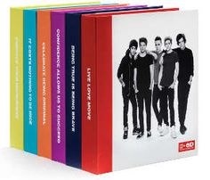 One Direction for Office Depot Products