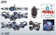 《鬥陣特攻》英雄設定圖集曝光,欣賞暴雪的藝術! Gaming - 電子競技網