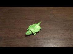 折り紙ダックスフントの折り方作り方 創作Origami dachshund - YouTube