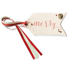 The Merry fab gift tag is printed in Memphis, TN. The tag is printed on natural white paper, hand-embellished, and packaged with ribbon. Individual gift tag, 12 inches of ribbon. White Ribbon, Ribbon Colors, Gift Tags, Embellishments, Merry, Glitter, Personalized Items, Prints, Gift Ideas