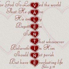 Valentine Prayer
