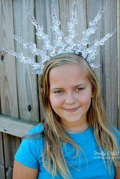 Snow Queen Headband